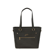 Ju-Ju-Be Ever Collection Everyday Tote - Noir *FREE JJB OOAKL Star Silver