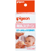 Pigeon Japan Weaning Bottle with Spoon 120ml
