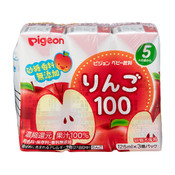 Pigeon Japan Baby Juice Drinks (125ml x 3)