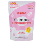 Pigeon Japan Toddler Foam Shampoo Refill - Floral (300ml)