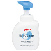 Pigeon Japan Baby Foam Soap 500ml (Unscented/Floral/Moisturising)