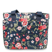Ju-Ju-Be Classic Collection ENCORE TOTE - MIDNIGHT POSY