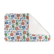 Kanga Care Changing Pad & Sheet Saver - Lil Monster Reboot
