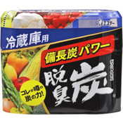 Japan S.T. Corporation Dashu-Tan Refrigerator Deodorizer (140g)