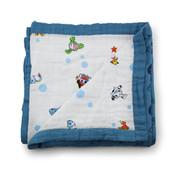 Kanga Care Tokidoki tokiSea - Serene Reversible Blanket