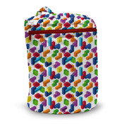 Tetris by Kanga Care Wet Bag - Block Party