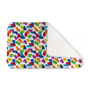 Tetris by Kanga Care Changing Pad & Sheet Saver - Block Party