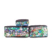 Jujube x Tokidoki BE ORGANIZED - Camp Toki