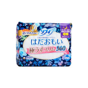 Sofy Japan Hadaomoi Night  Ultra Slim Wing (36cm) 12 Pieces