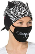 KOI Surgical Mask - Whiskers