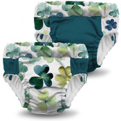 Kanga Care x Tokidoki  Lil Learnerz Training Pants & Swim Diaper - Clover 2 pack