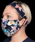 KOI Headband and Mask Set -  Scrapbook