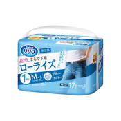 Kao RELIEF Low Rise & Ultra Slim Pants Blue M17S - For Man