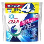 P&G Japan ARIEL Power Gel ball 3D 63 Pieces (Ultra Jumbo Refill Pack)