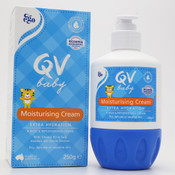 ego QV Baby Moisturising Cream with Pump (250g) (Exp Mar 2025)