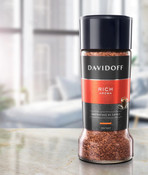 Davidoff Cafe Rich Aroma Instant Coffee, 100 gram