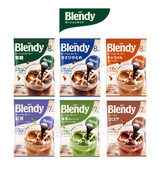 AGF® Japan Blendy® Concentrate Coffee 8 capsules/ Tea 7 capsules / Cocoa 7 capsules