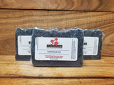 LEMONGRASS CHARCOAL CLARIFYING FACE and BODY ACNE Large Soap Bar