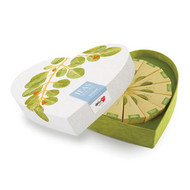 Tea Forte the Heart Large Box - 12 pcs Heart Shaped Box