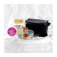 Chef's Choice Gourmet Caviar Gift Set in Presentation Cooler