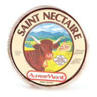 French Cheese Saint Nectaire Laitier 1 lb.