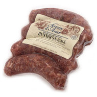 French Saucisse 'Hunter Sausage' w/Apple 1-1.2 lb.