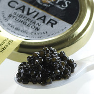 CAVIAR: Siberian Sturgeon - Farmed in Italy