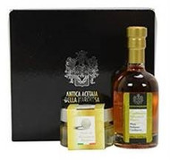 GIFT BOX: 50gr. White Balsamic Pearl & 100ml. White Balsamic Condiment