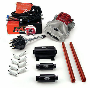 FAST 3035351-10 1000hp SBF 351w FAST XFI 2 0 Electronic Fuel Injection Kits