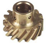 MSD8581  Ford 351C-460 Bronze Distributor Gear