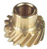 MSD8585  Ford 351W Bronze Distributor Gear
