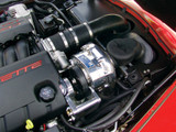 2005-2007 CORVETTE C6 LS2 INTERCOOLED HO 6SPD P1SC