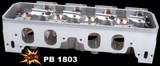 BRODIX BBC BIG DUKE 410cc/95cc Oval Port CNC'd Cylinder Heads-Assembled Each