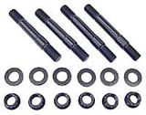 Mopar all V8 w/windage tray main stud kit