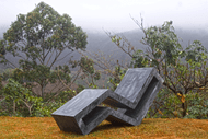 Soapstone Chaise