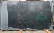 """Stormy Black Soapstone 70"""" x 46"""""""