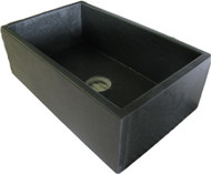 Hand Built Soapstone Sinks