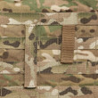 "HiViz tacBacker: MultiCam 1""x5"" and coyote brown 1""x3"""