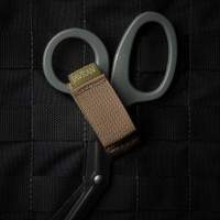 Trauma Shears Strap - coyote brown