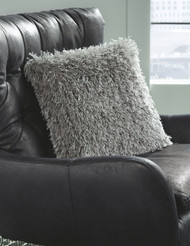Jasmen Gray Pillow (4/CS)