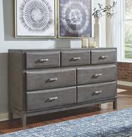 Caitbrook Gray Dresser