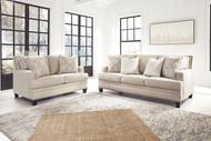Claredon Linen Sofa & Loveseat