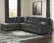 Accrington Granite 2-Piece Sectional with Chaise
