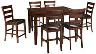 Intercon Kona 7 Pc. Counter Height Dining Set