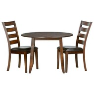 Intercon Kona 3 Pc. Drop Leaf Dining Set