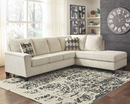 Abinger Natural LAF Sofa & RAF Corner Chaise Sectional