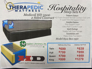 Medicoil HD 3500 2 Sided Mattress- Full