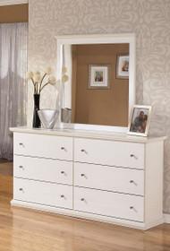 Bostwick Shoals White Dresser