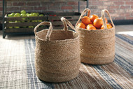 Brayton Natural Basket Set