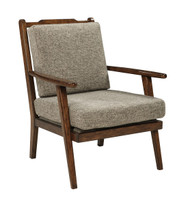 Dahra Jute Accent Chair